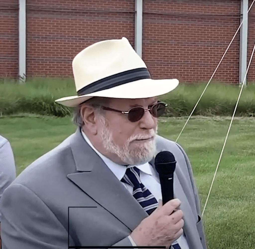 Detention center speech by rabbi spero